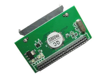 SATA HDD To Female 44-Pin IDE Adapter